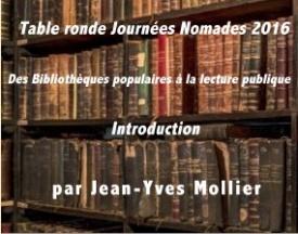 Journée Nomade:Introduction