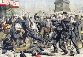 Les Apaches à Paris à la Belle époque
