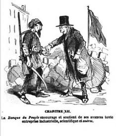 Proudhon et le mutualisme