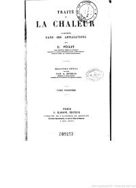 Serie-B- Peclet, E. - Chauffage et Ventilation