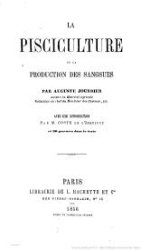 Serie-C- Jourdier, A. - La Pisciculture