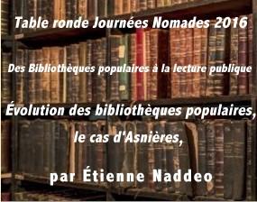 Histoire et Asnières Naddeo