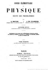 Serie-B- Boutan et Almeida - Physique et mécanique