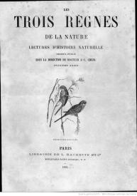 Serie-C- Chenu, Dr. - Dictionnaire d'histoire naturelle - Quadrumanes