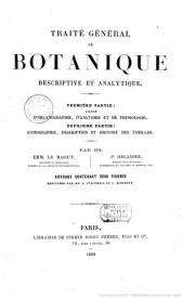 Serie-C- Lemaout - Leçons de botanique