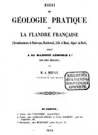 Serie-C- Meugy - Essai géologie de la Flandre française